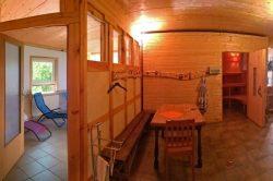 Übersicht Sauna