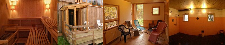 sauna ferien wohnung lomitz. Black Bedroom Furniture Sets. Home Design Ideas