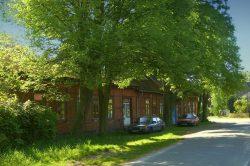 Saal und Haupthaus