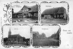 Gruss aus Lomitz 1910