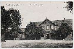 Postkarte Gasthaus Köncke 1925